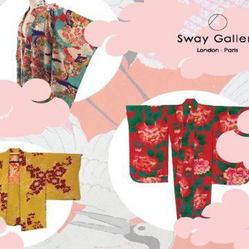 Vintage Kimono Pop-Up Boutique by Furuki Yo-Kimono